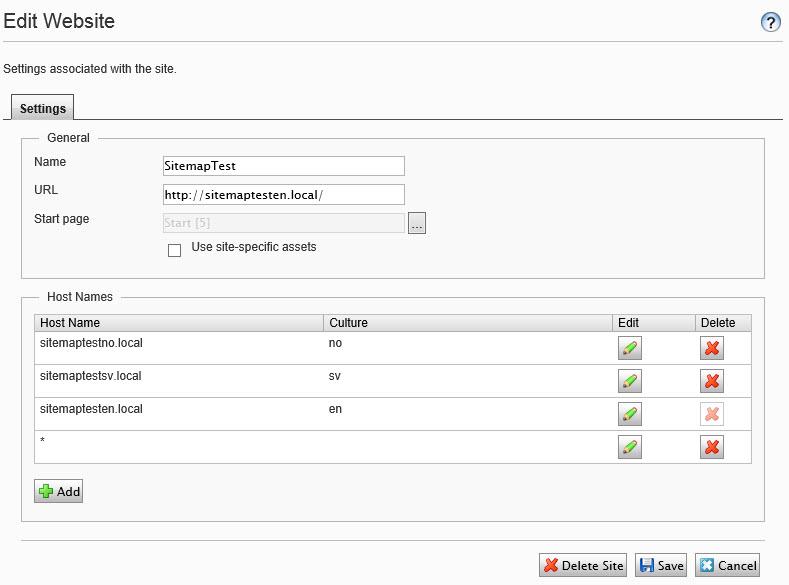 geta seo sitemaps plugin for episerver geta as